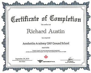 ground school cert